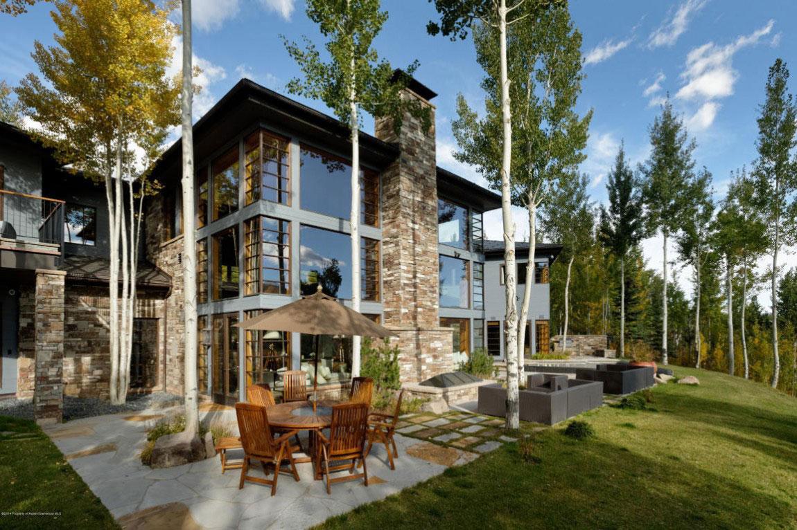 Amazingly Spacious Mountain Home in Aspen-4 Amazingly Spacious Mountain Home in Aspen