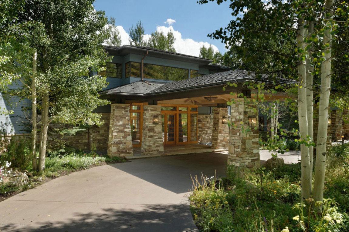 Amazingly Spacious Mountain Home in Aspen-5 Amazingly Spacious Mountain Home in Aspen