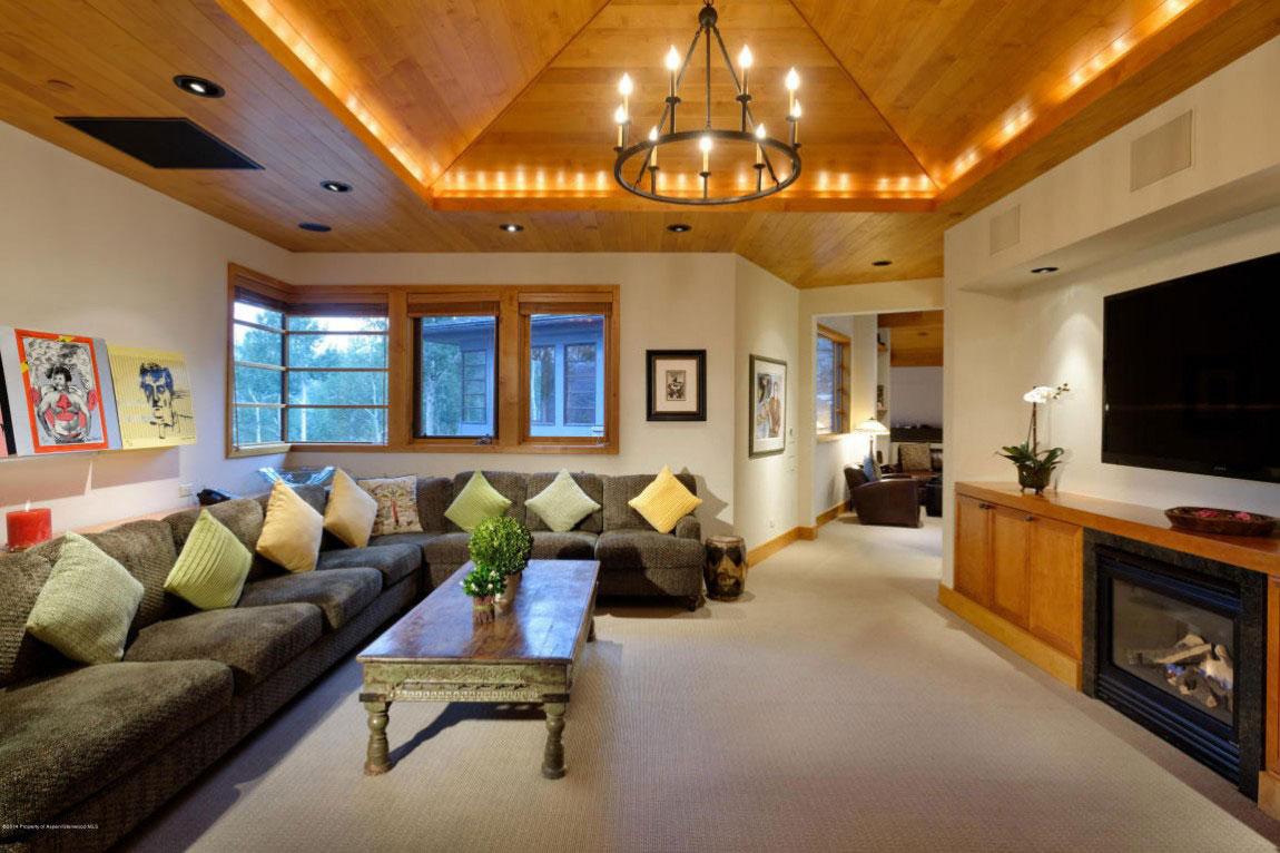 Amazingly spacious mountain home in Aspen-11 Amazingly spacious mountain home in Aspen