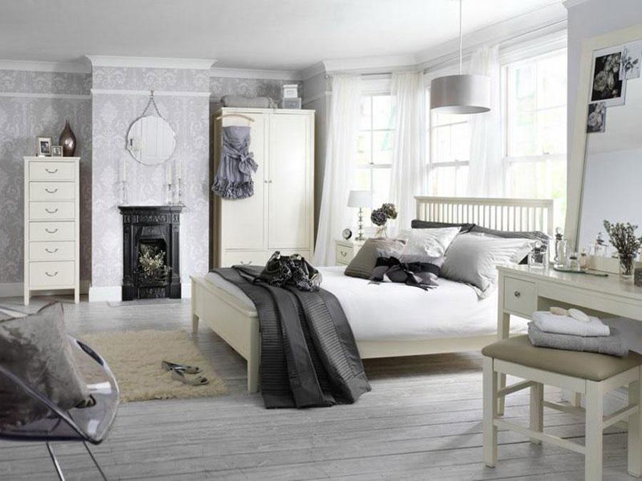 Gray Bedroom Interior Design-5 Gray bedroom interior design that looks pretty good