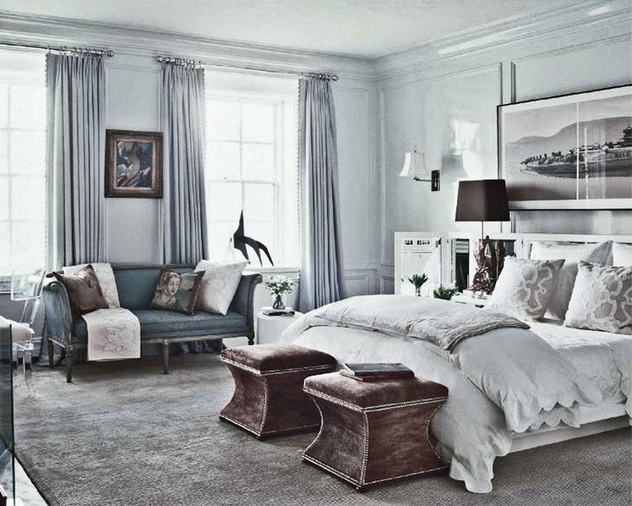 Gray Bedroom Interior Design-2 Gray bedroom interior design that looks pretty good