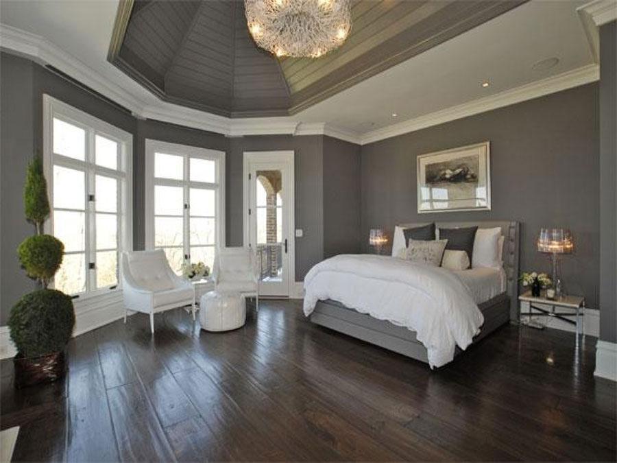Gray Bedroom Interior Design-6 Gray bedroom interior design that looks pretty good