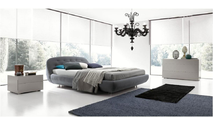 Gray Bedroom Interior Design-8 Gray bedroom interior design that looks pretty good