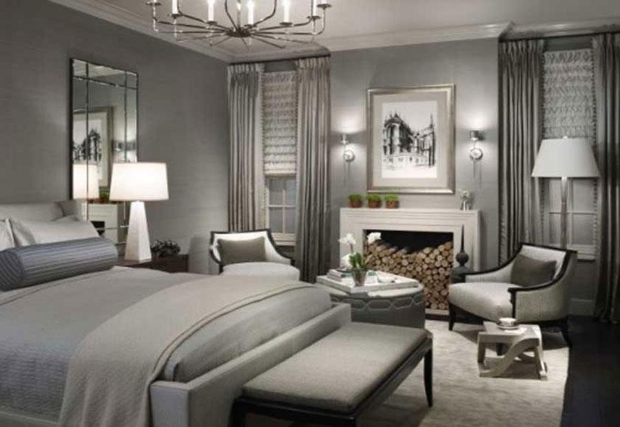 Gray Bedroom Interior Design-10 Gray bedroom interior design that looks pretty good