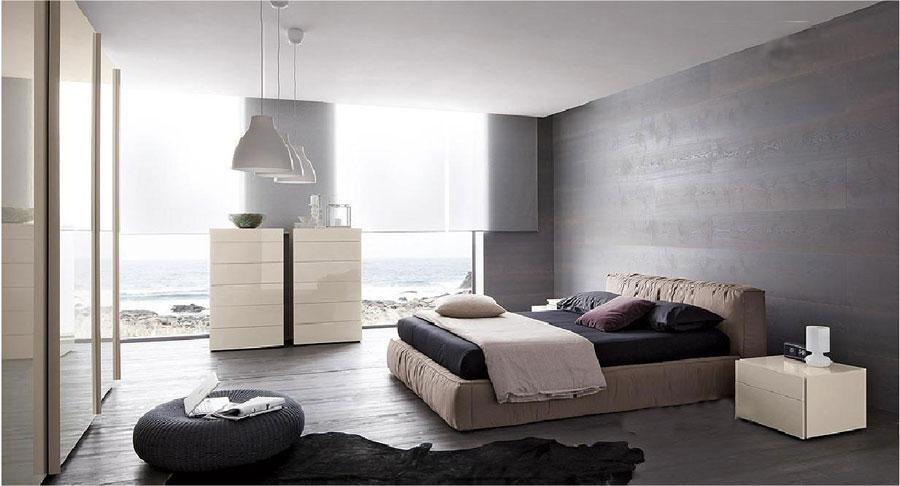 Gray Bedroom Interior Design-9 Gray bedroom interior design that looks pretty good