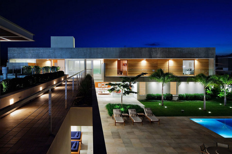 FG-Residenz-von-Reinach-Mendonça-Architekten Brazilian architecture - beautiful houses by talented architects