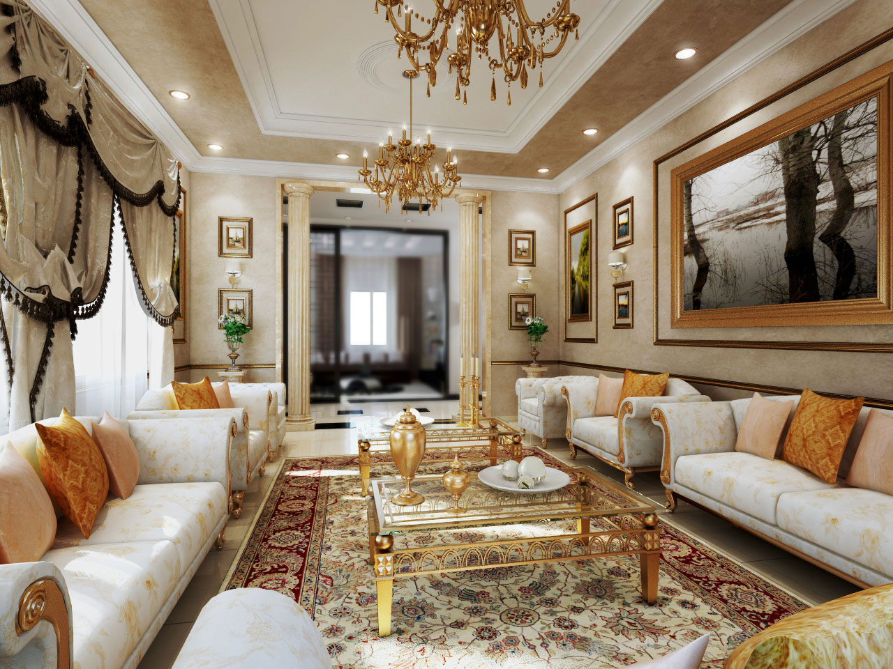 House-Interior-Gallery-Of-Proper-Home-Interiors-8 House Interior - Gallery of the right home interiors