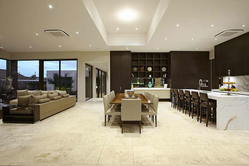 Shiny and beautiful luxury residence 5 Shiny and beautiful luxury residence designed by Bagnato Architects