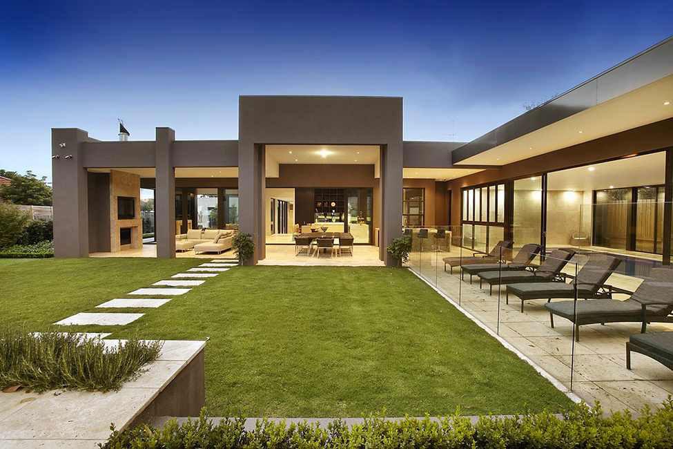 Shiny and beautiful luxurious residence 2 Shiny and beautiful luxurious residence designed by Bagnato Architects