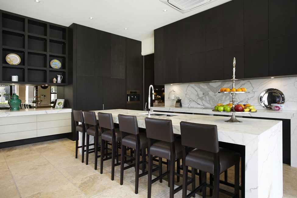Shiny and beautiful luxury residence 6 Shiny and beautiful luxury residence designed by Bagnato Architects