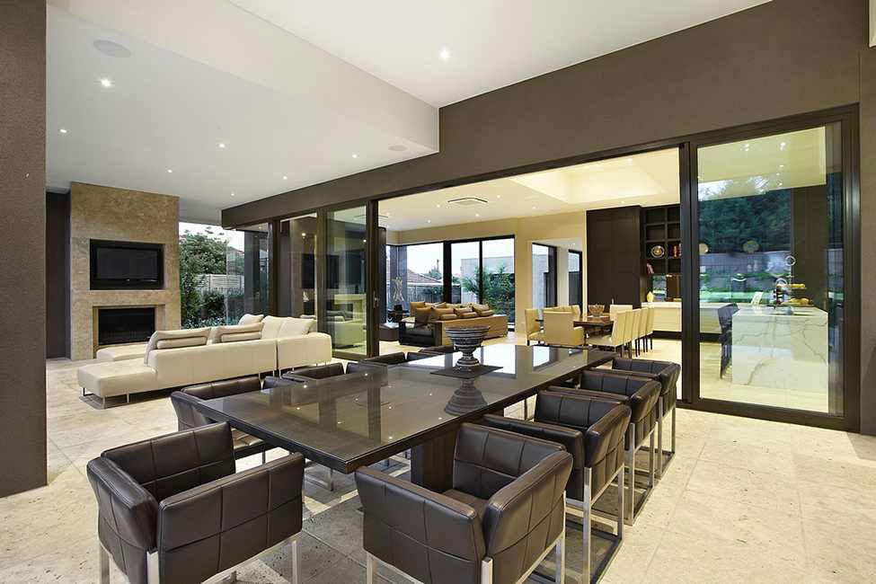 Shiny and beautiful luxury residence 4 Shiny and beautiful luxury residence designed by Bagnato Architects