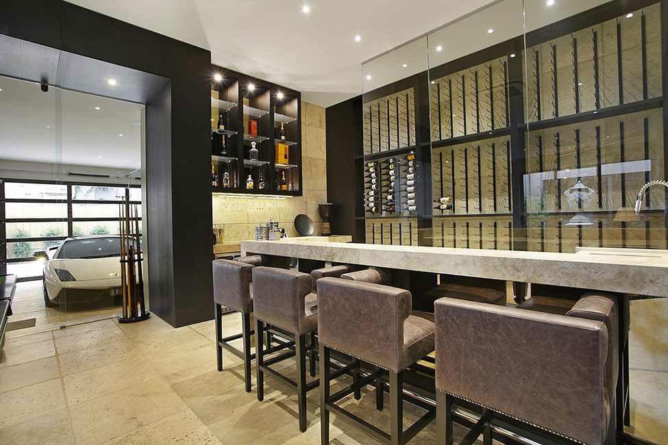 Shiny and beautiful luxury residence 9 Shiny and beautiful luxury residence designed by Bagnato Architects