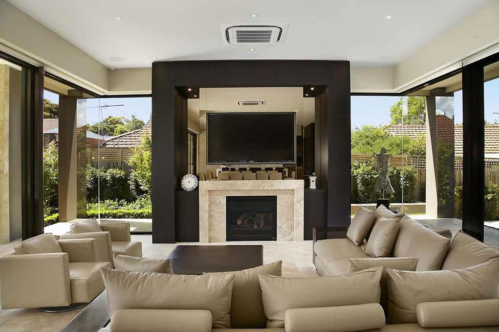 Shiny and beautiful luxurious residence-7 Shiny and beautiful luxurious residence designed by Bagnato Architects