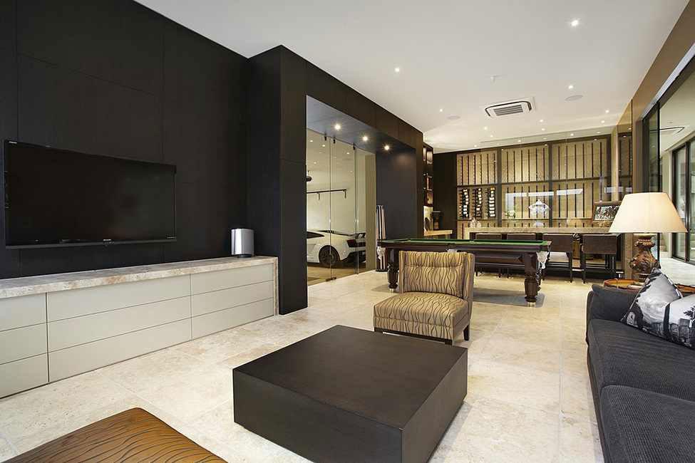 Shiny and beautiful luxury residence-11 Shiny and beautiful luxury residence designed by Bagnato Architects