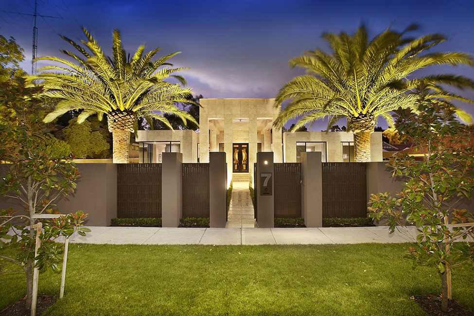 Shiny and beautiful luxurious residence-14 Shiny and beautiful luxurious residence designed by Bagnato Architects