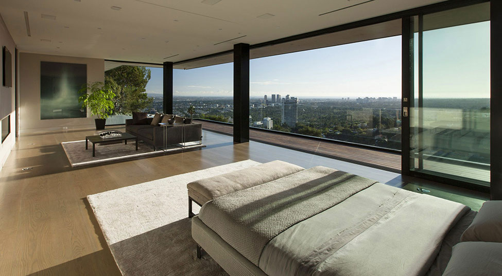 Los-Angeles-Luxury-Villa-Designed-12 Los Angeles-Luxury-Villa Designed by Mcclean Design Architects