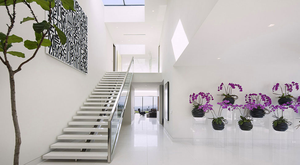 Los-Angeles-Luxury-Villa-Designed-11 Los Angeles-Luxury-Villa Designed by Mcclean Design Architects