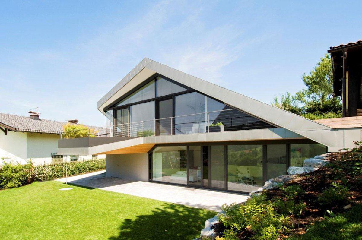 Haus-H-von-Smartvoll-Architekten-ZT-KG Hausarchitektur Galerie - Great inspiration