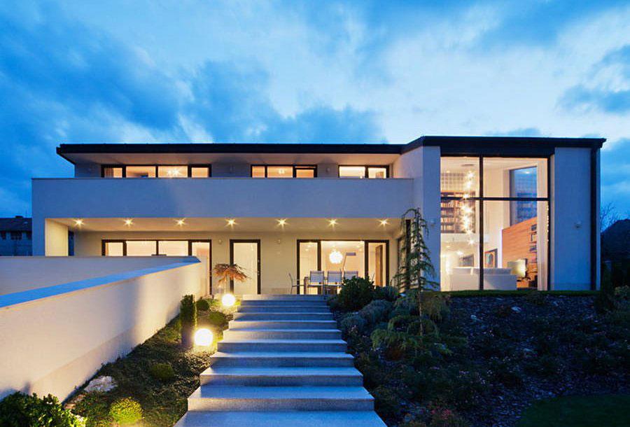 Villa-in-Gardencity-von-Sandor-Duzs-and-Architema House Architecture Gallery - Great inspiration
