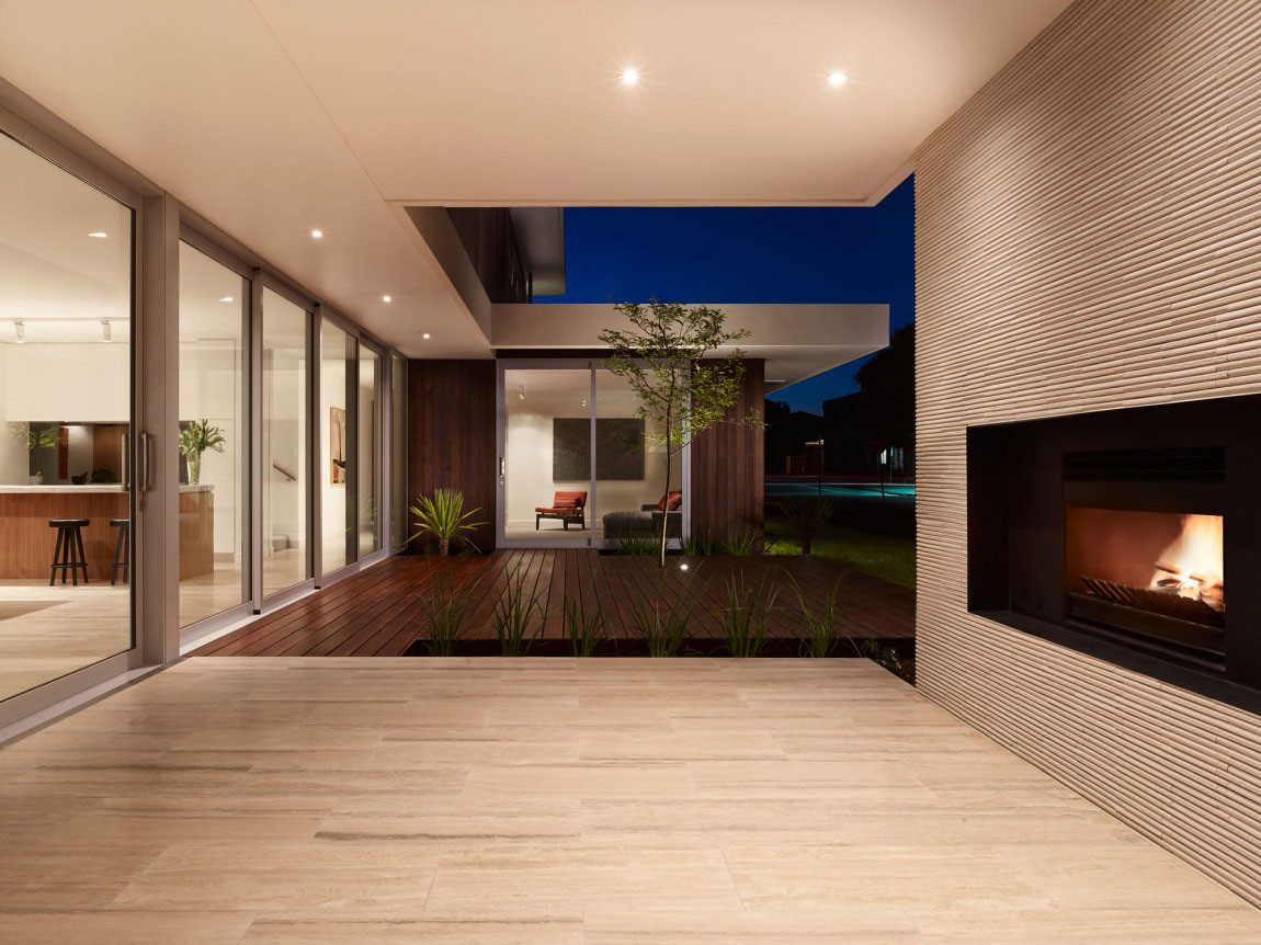 Modern house that is beautiful-7 Modern house that is beautiful both outside and inside