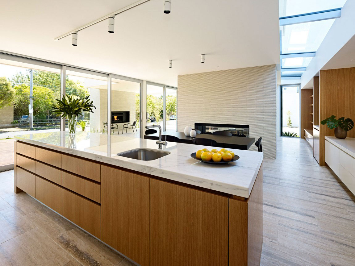 Modern house that is beautiful 4 Modern house that is beautiful both outside and inside