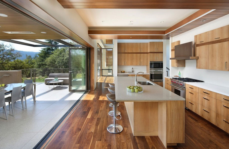 Create-A-Kitchen-Modern-Interior-Design-9 Create a Kitchen Modern Interior Design for a contemporary house