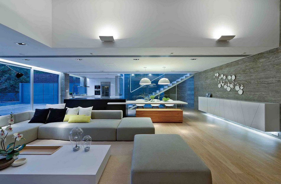 This Sustainable House in Hong Kong-11 This sustainable house in Hong Kong is definitely a great inspiration