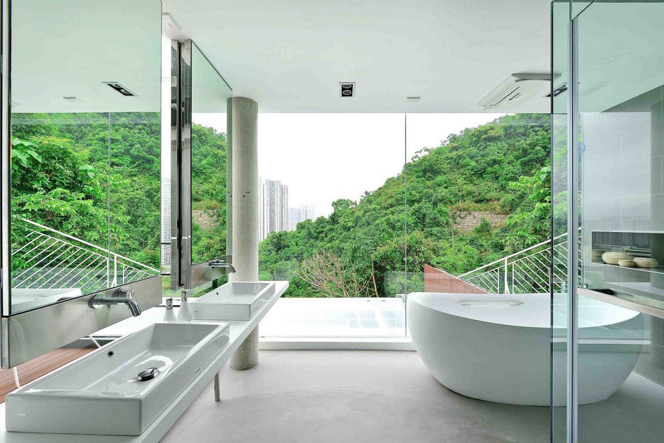 This-sustainable-house-in-Hong Kong-10 This sustainable house in Hong Kong is definitely a great inspiration