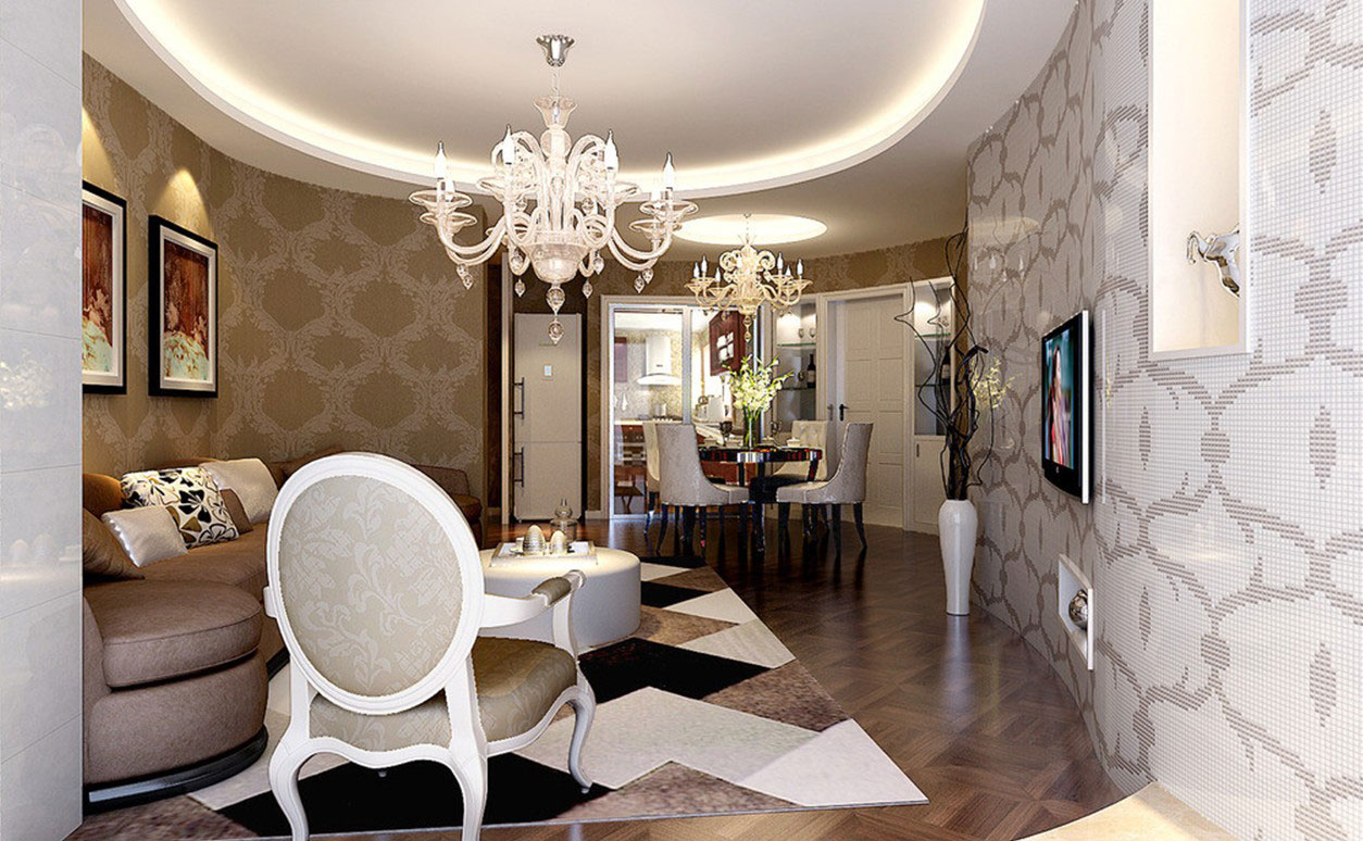 Living-and-dining-interior-design-11 examples of living-dining-room interior design to check out