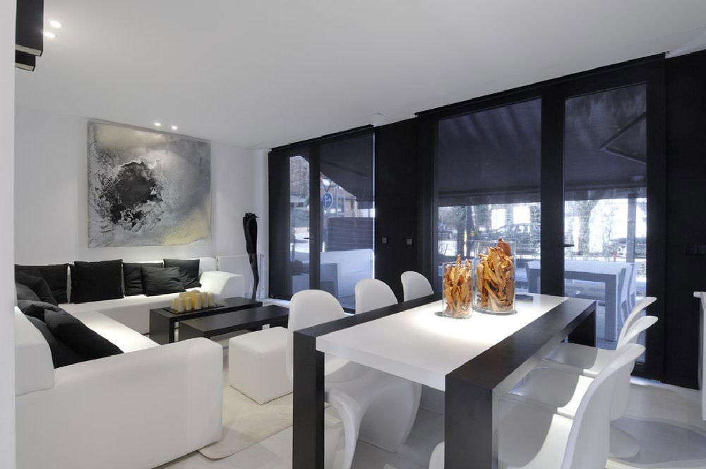 Living-and-Dining-Room-Interior-Design-14 examples of living-dining-room interior design to check out