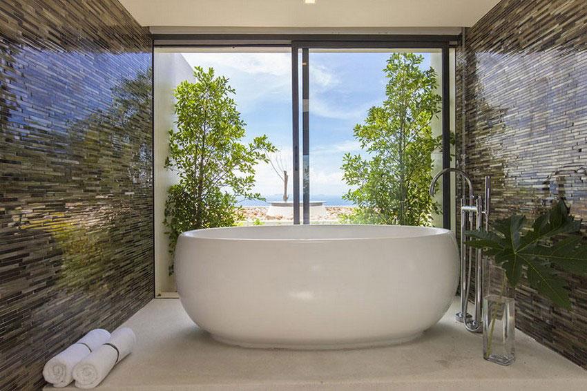 Modern-Tropical-VIlla-13 Modern tropical VIlla with a huge, sparkling pool