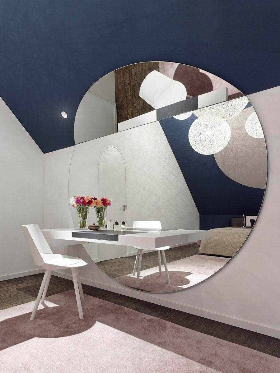 12 Modern and futuristic interior design for a loft
