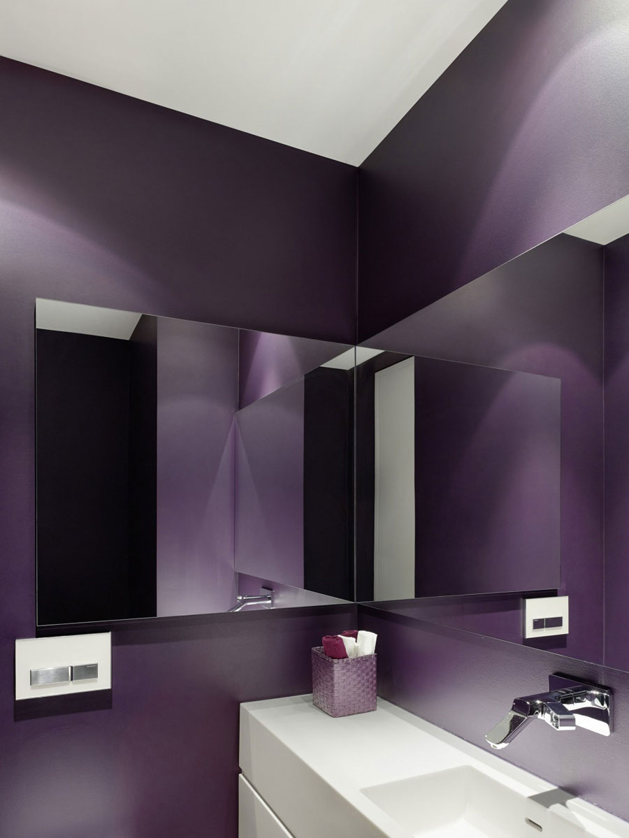 17 Modern and futuristic interior design for a loft