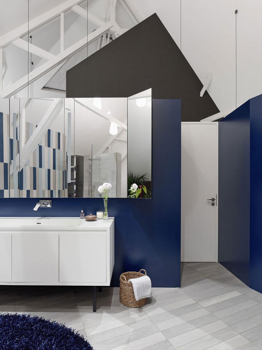 16 Modern and futuristic interior design for a loft