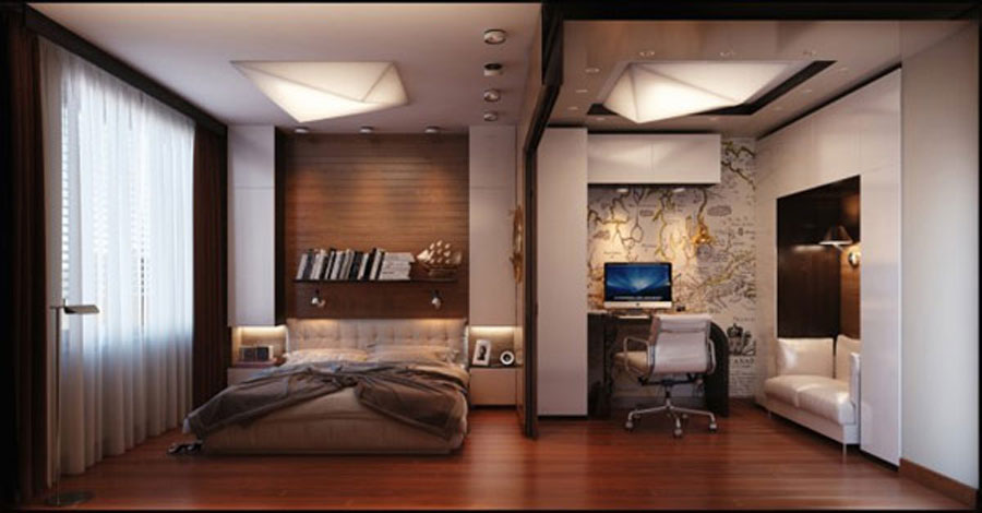 9 The definition of contemporary interior design using examples