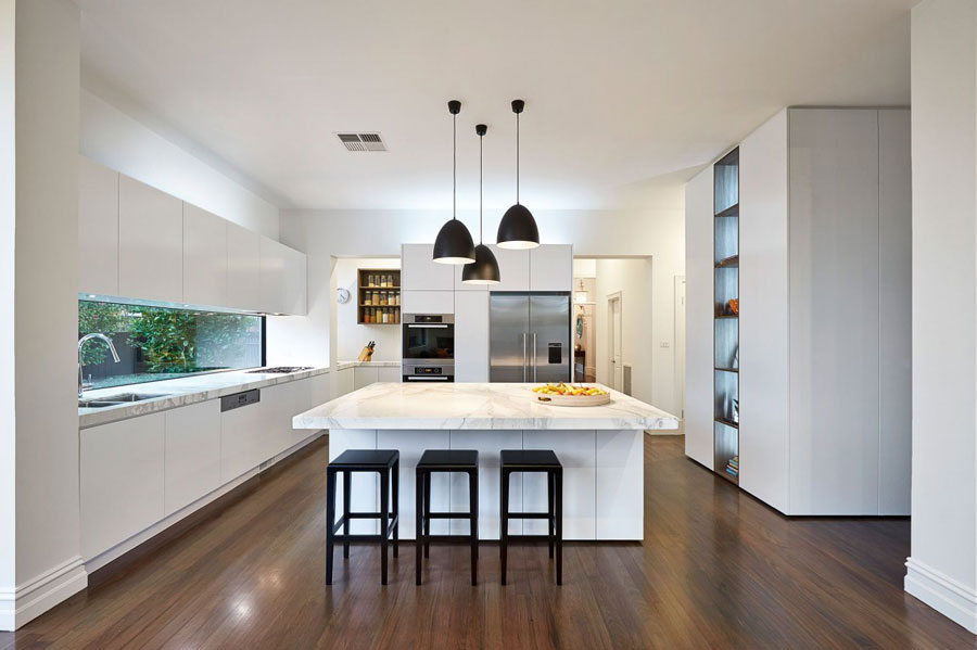 8 examples of modern kitchen design that will inspire you