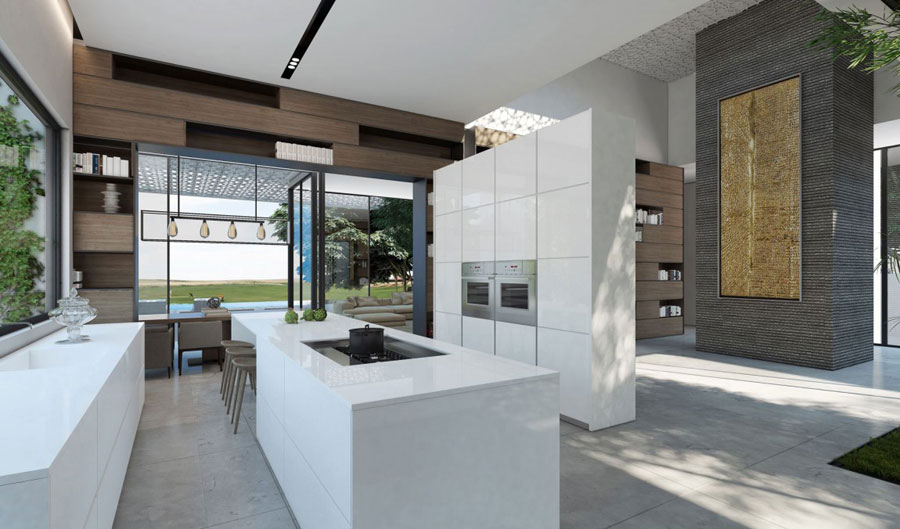12 examples of modern kitchen design that will inspire you