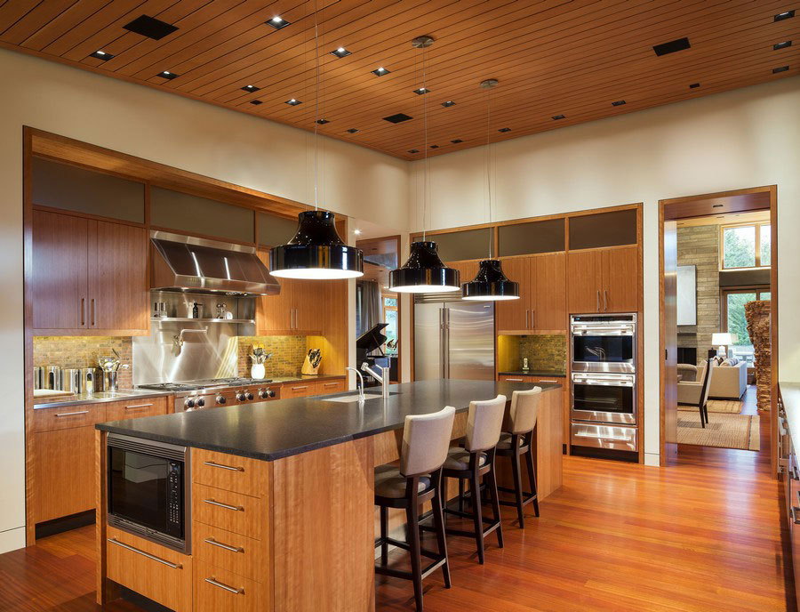6 examples of modern kitchen design that will inspire you