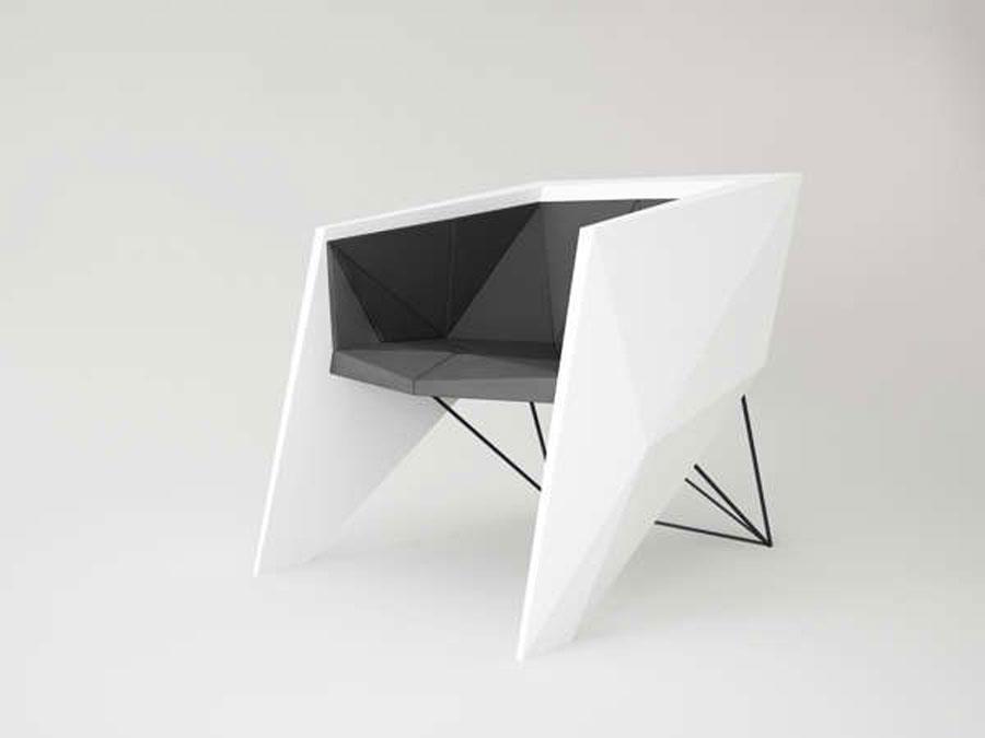 3 strange but visually impressive chair designs