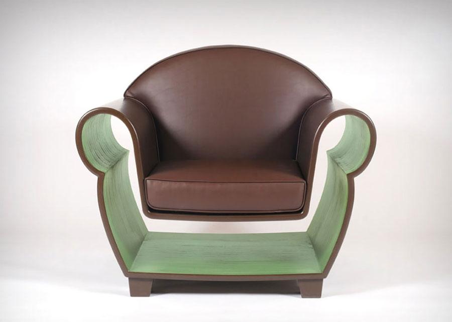 6 strange but visually impressive chair designs
