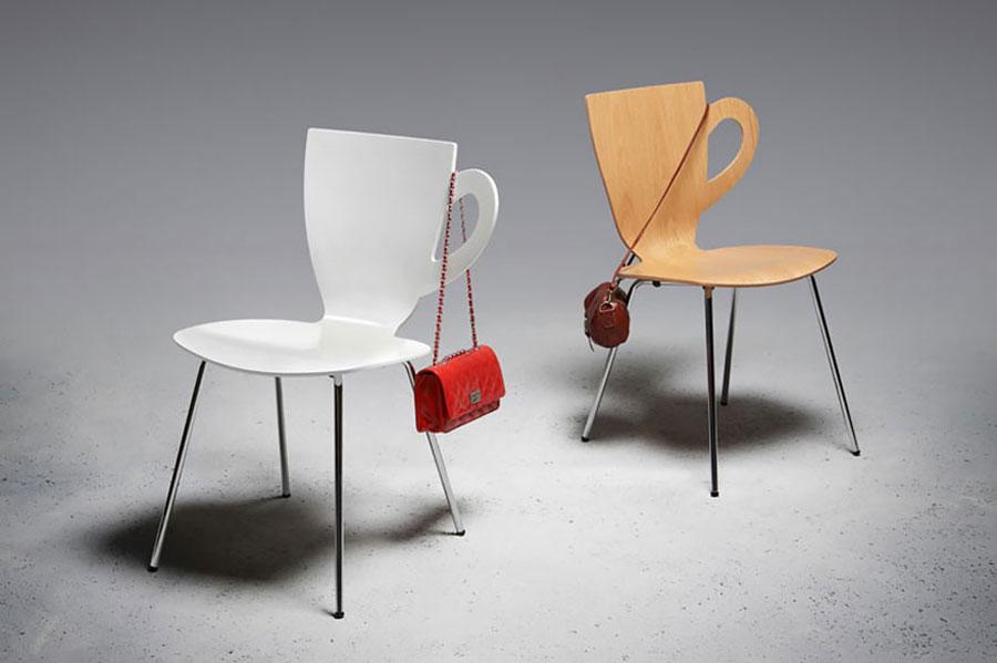 11 strange but visually impressive chair designs