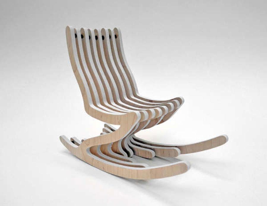 8 strange but visually impressive chair designs