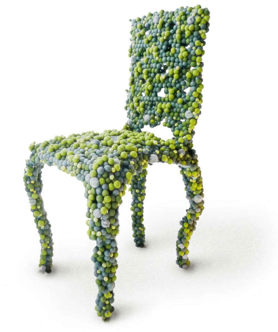10 strange but visually impressive chair designs