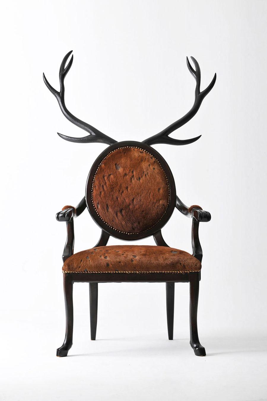 4 strange but visually impressive chair designs