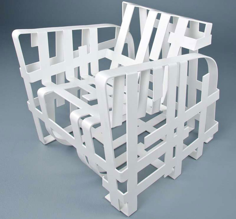 13 strange but visually impressive chair designs