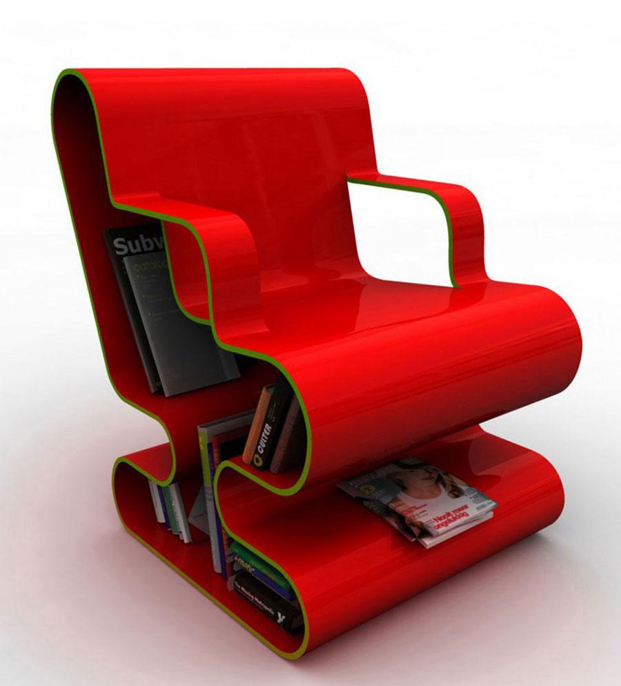 15 strange but visually impressive chair designs