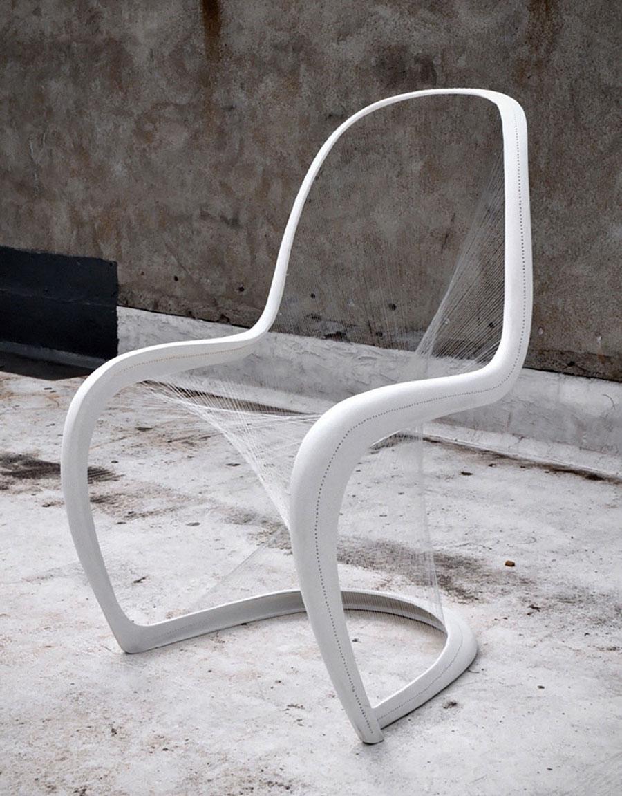 20 strange but visually impressive chair designs