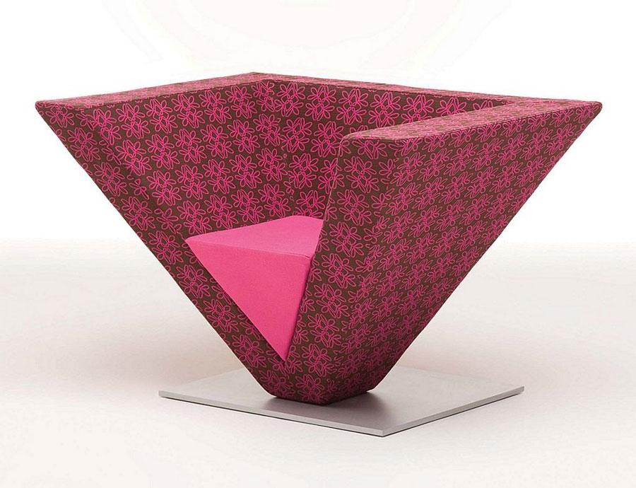 12 strange but visually impressive chair designs