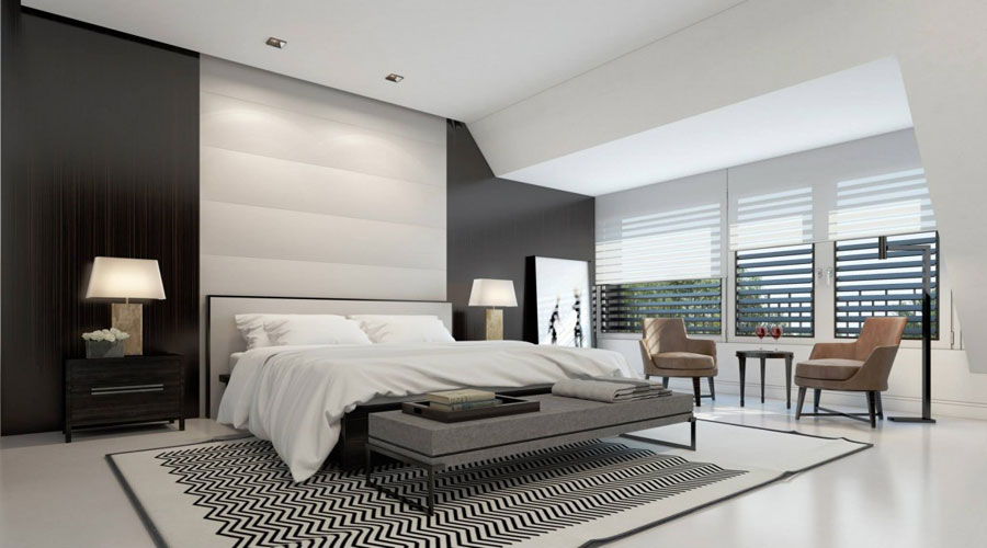 10 Impressive visualization of a stylish apartment interior from Ando Studio