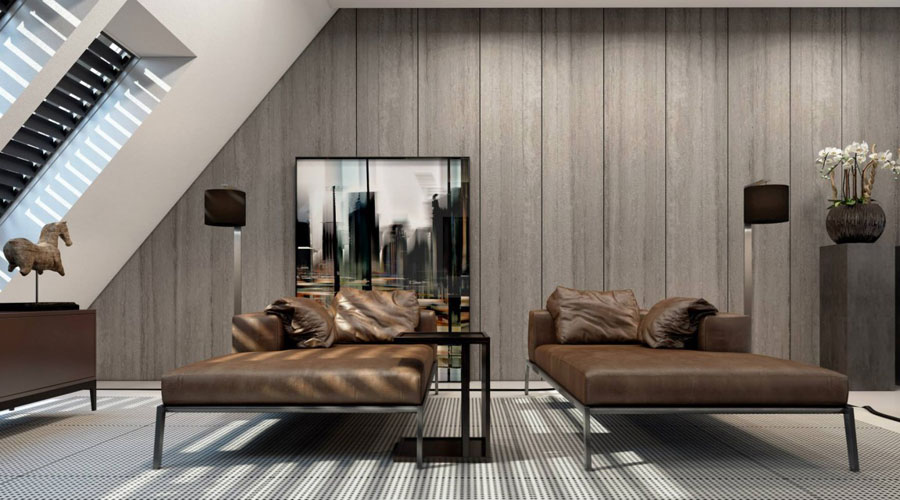 5 Impressive visualization of a stylish apartment interior from Ando Studio
